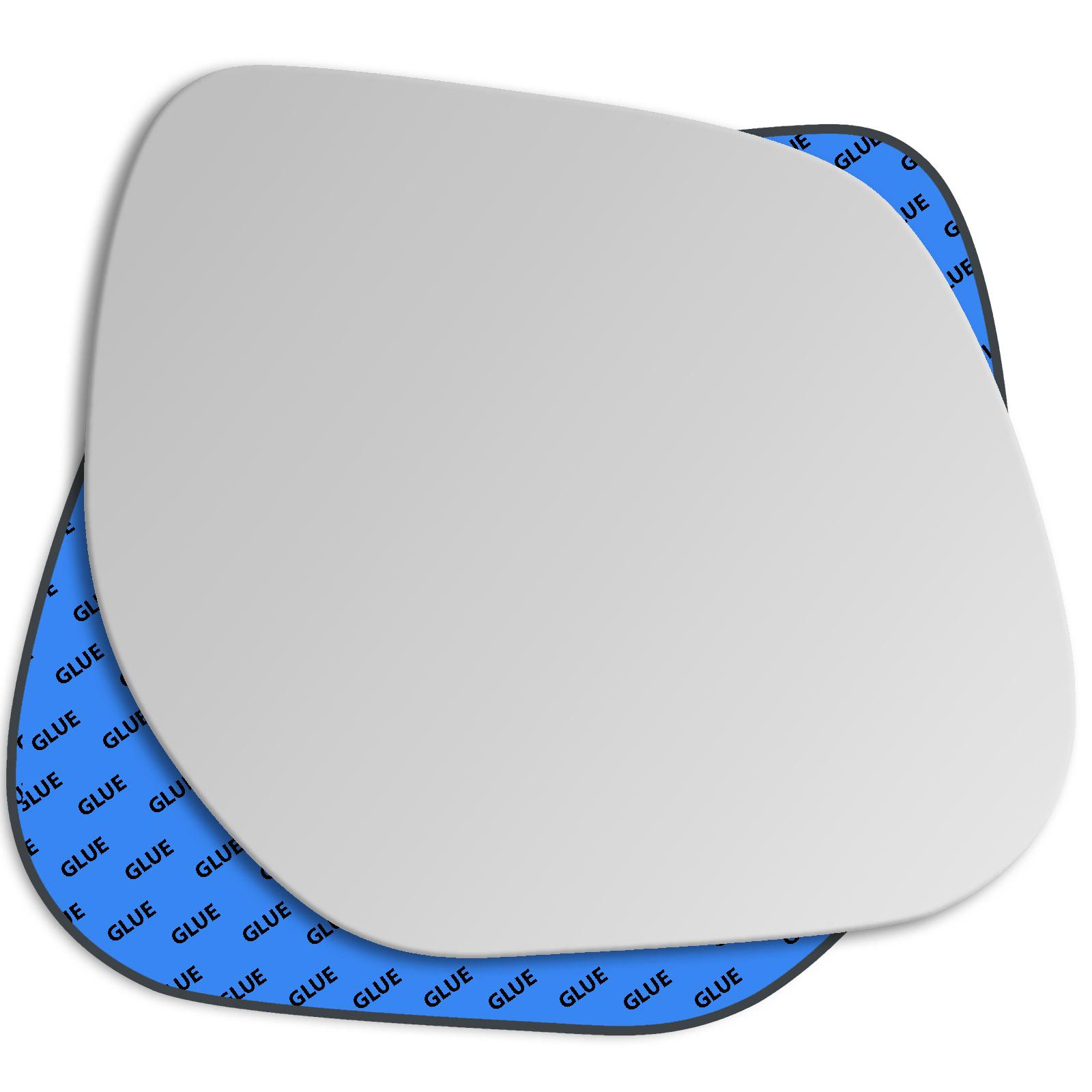 Controlador de mano derecha de Lado Ala Espejo De Cristal Proton Savvy 2005-2011 505RS
