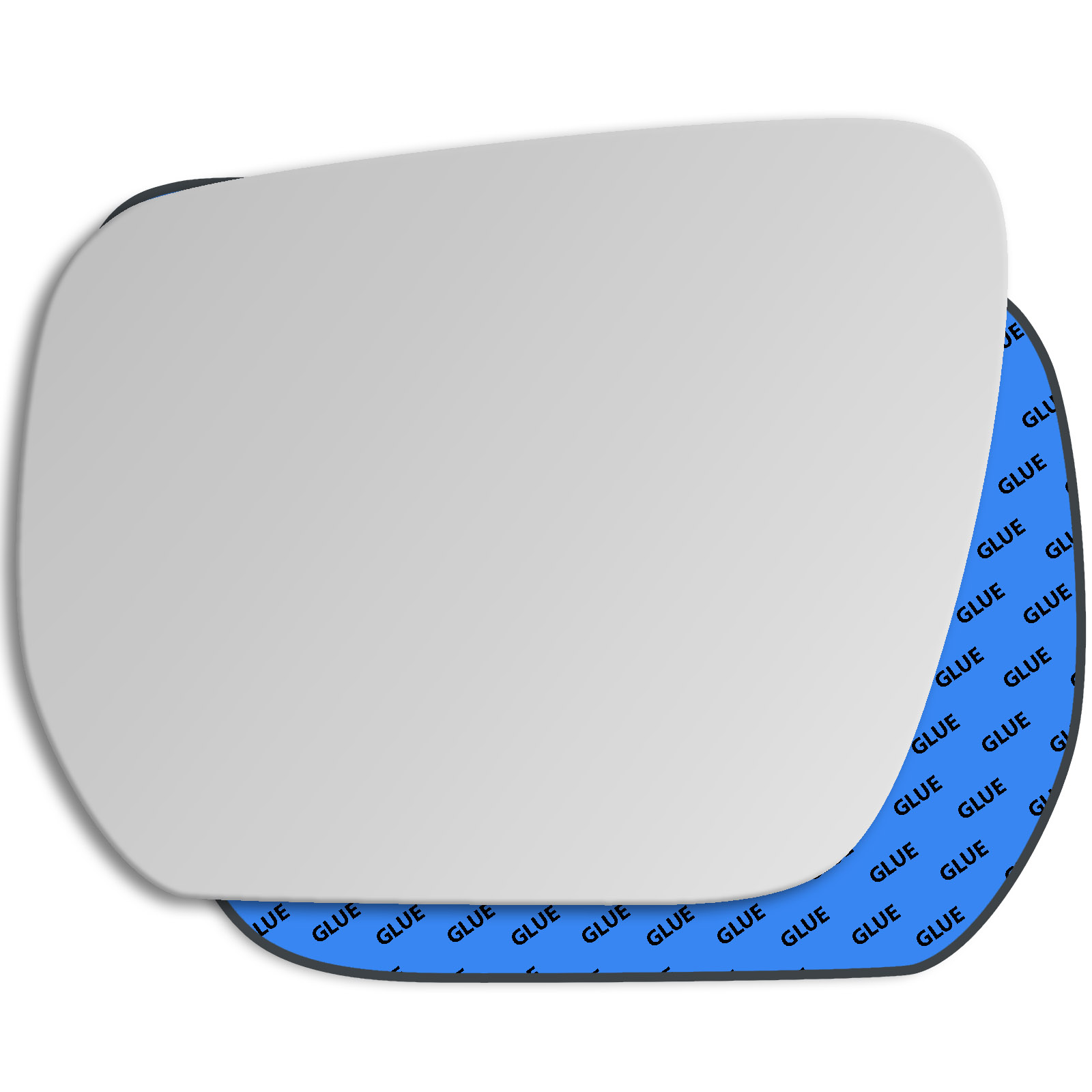 SUZUKI GRAND VITARA 1999-2005 left Passenger Side Convex Mirror Glass 206ls