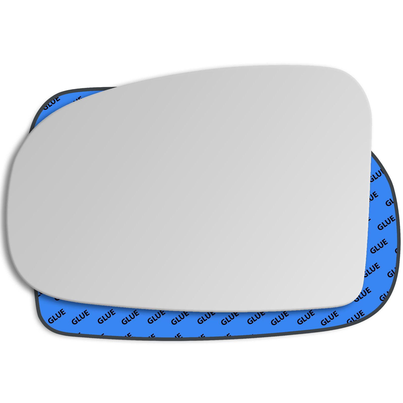 NEW Wing Mirror Glass For Hyundai PONY Passenger 1990-/>
