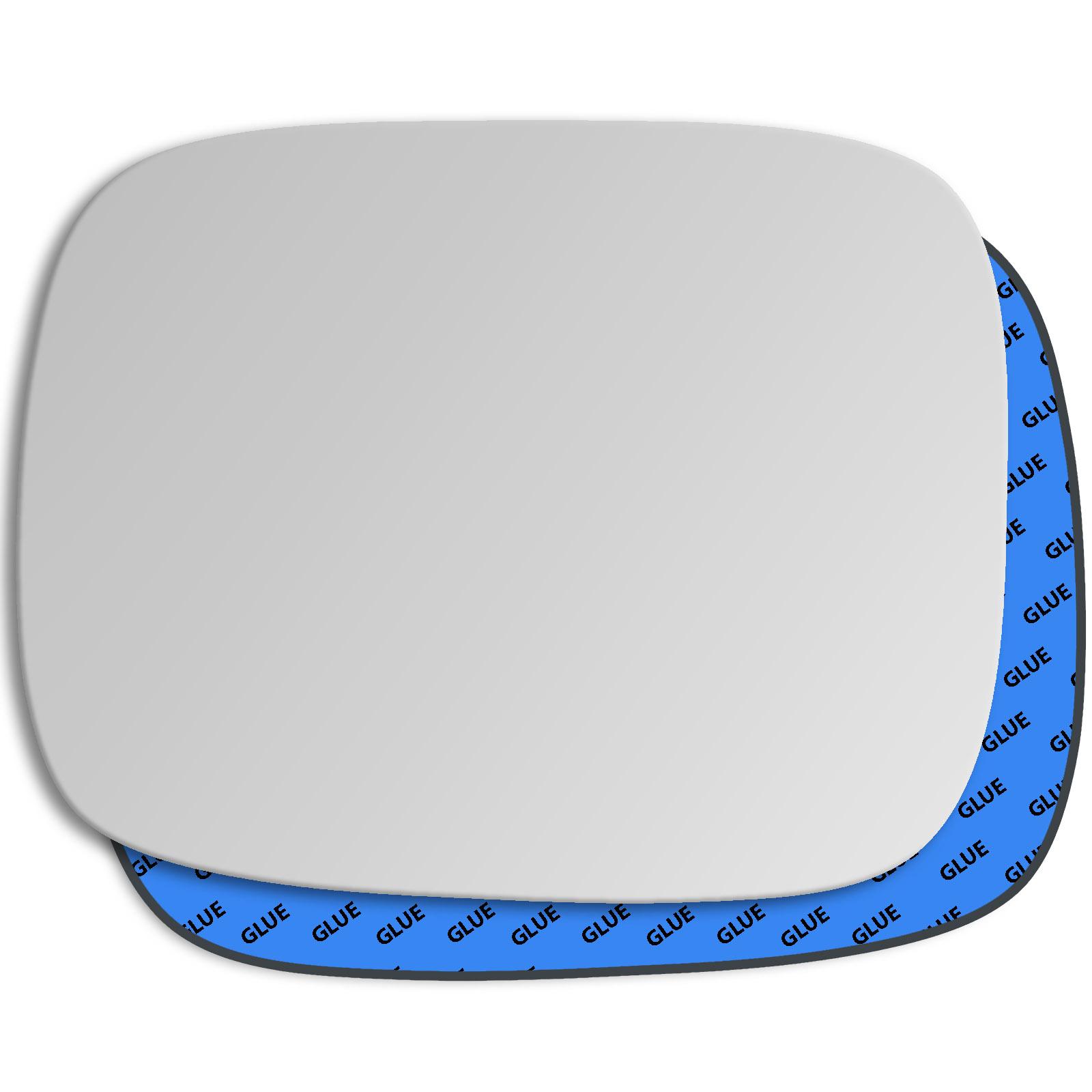 Left Hand Passenger Side Mirror Glass for Volvo XC90 2007-2014 0401LS