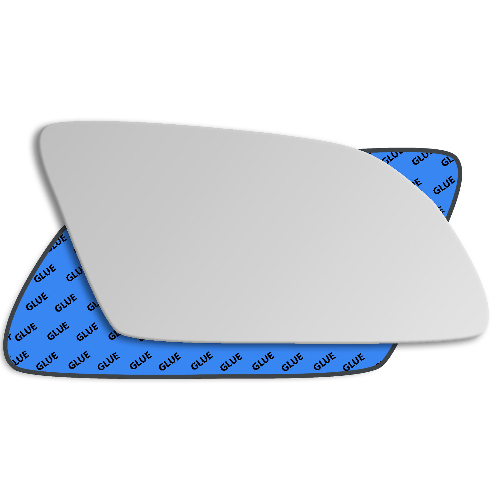 Right Hand Driver Side Mirror Glass for Pontiac Firebird 1982-1992 0421RS