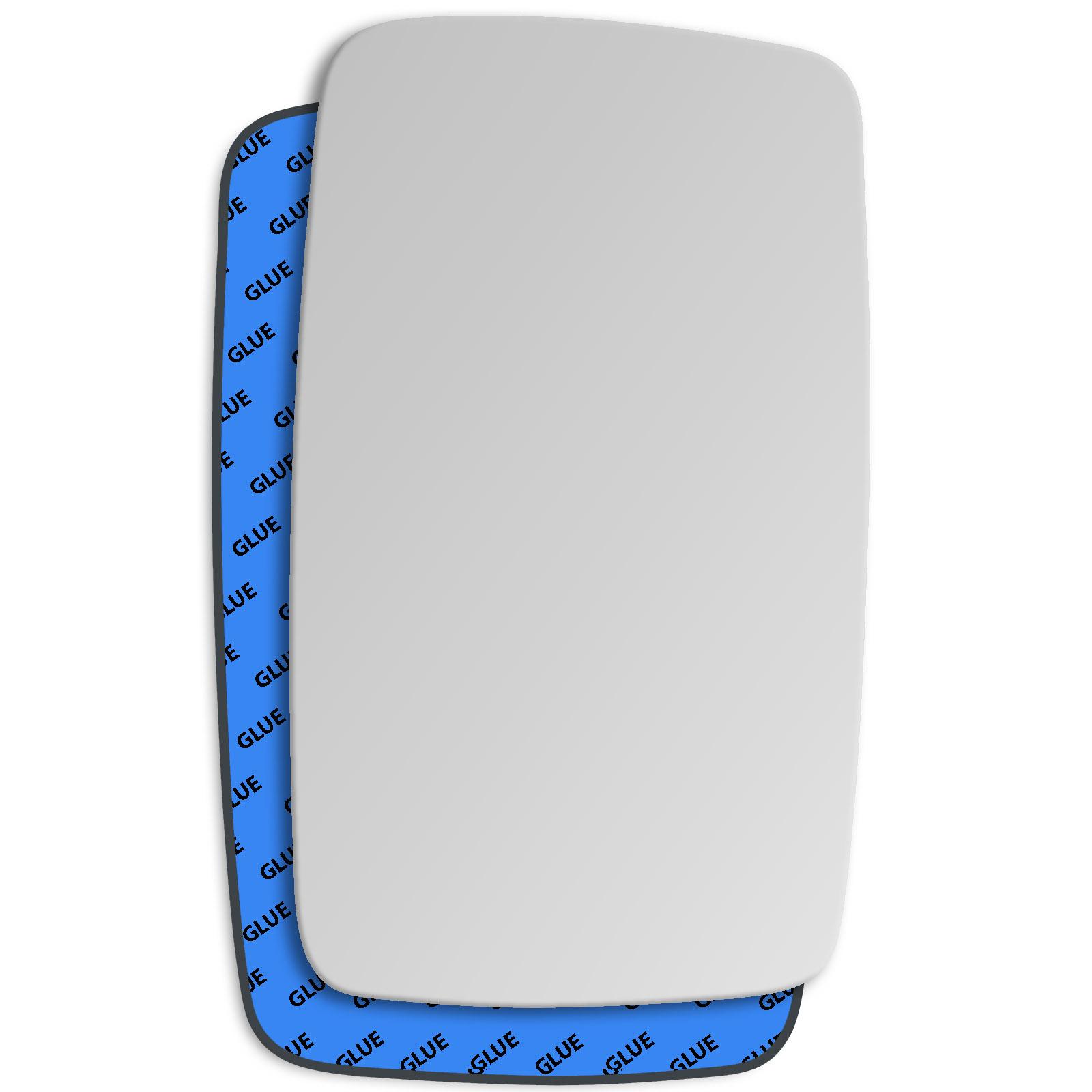 Links Asphärisch Spiegelglas Beheizbar für Mercedes Sprinter 1995-2006