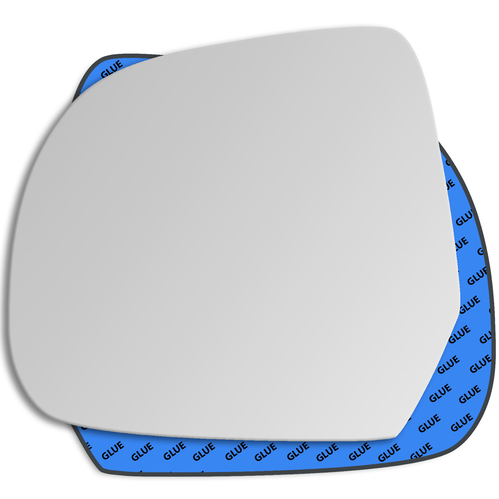 Right hand driver off side wing mirror glass Nissan Micra K13 2010-2017 488RS