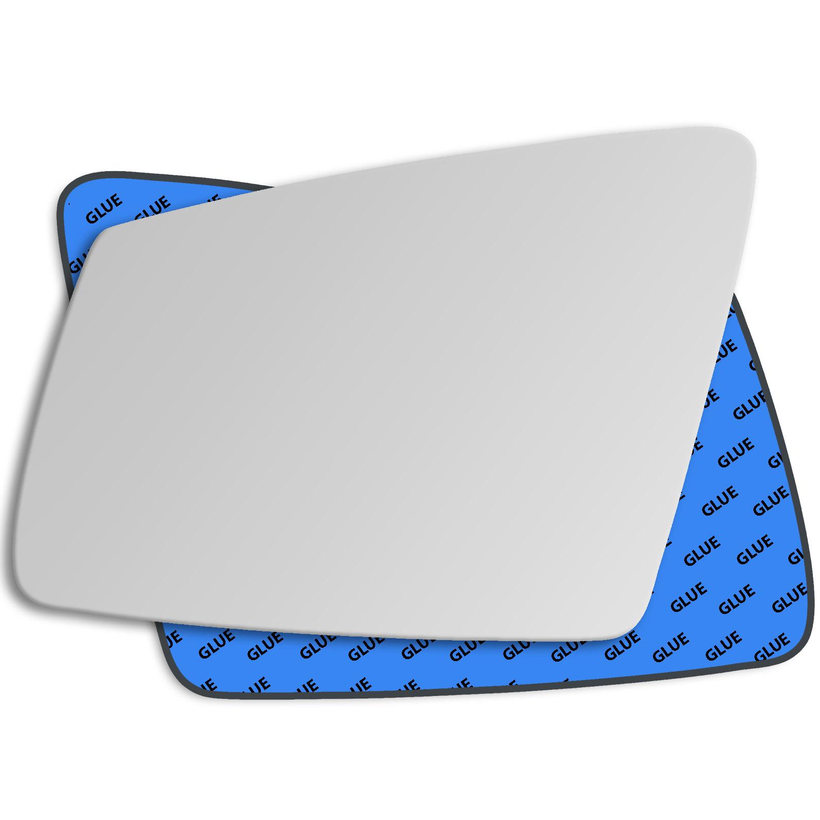 Kia Sedona 2006-2014 right driver off side convex mirror glass 372RS